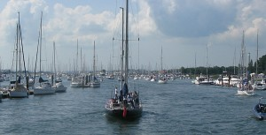 Luxury Yacht Charters on The Hamble River