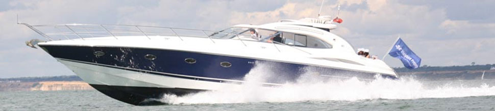 Solent Sunseeker Boat Hire