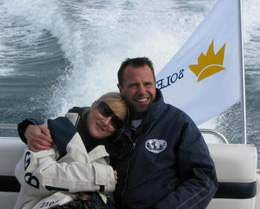Boxing Day Solent Yacht Charter