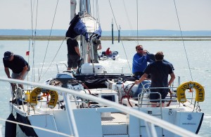 Corporate Team Building Sailing Yacht Charter