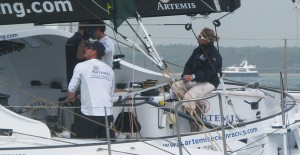 Watching Yacht Racing During Cowes Week Corporate Hospitality