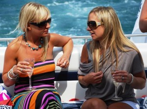 private boat parties - solent marine events