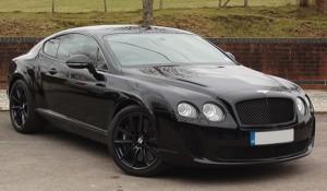 Bentley Luxury Car Hire