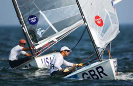 Olympics 2012 Sailing