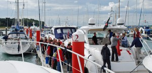 Solent Yacht Charter Gallery