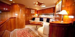 Sunseeker Luxury Yacht Interior