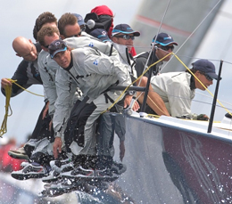 Corporate Sailing Events Team Building