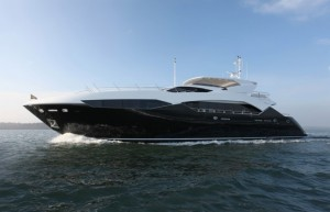 Sunseeker Predator 115 Launch