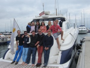 Cowes Week 2014 Corporate Hospitality
