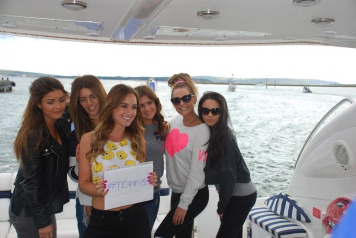 sunseeker birthday party family and friends