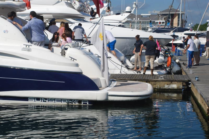 Gallery - Solent Marine Events