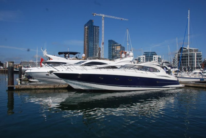 about Solent Marine Events