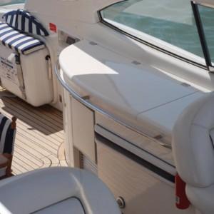 sunseeker motor yacht charters lymington