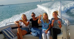 Staycation UK Sunseeker Yacht Hire Solent Marine Events