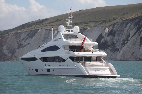 Sunseeker Wins Green Award
