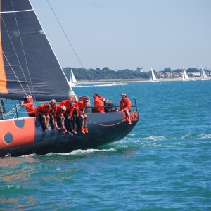 corporate team building corporate marine events cowes week 2017 with solent marine events