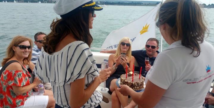 50th Birthday Parties Luxury Sunseeker Motor Yachts