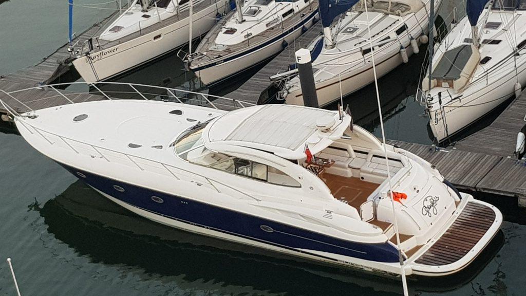 Sunseeker Motor Yacht Charter Southampton