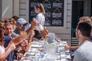 sunseeker charter solent marine events