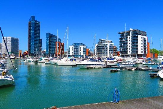 Sunseeker Charters Southampton Ocean Village Marina Solent Marine Events