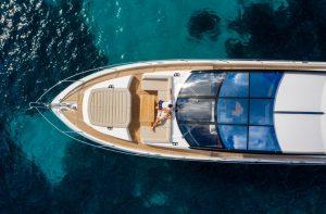 Sunseeker Predator 74 review solent marine events