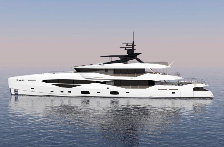 sunseeker launch superyacht division Sunseeker133 yacht