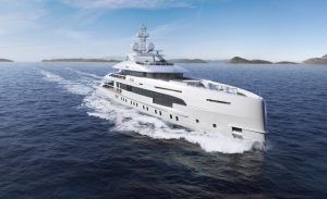 Sunseeker hybrid propulsion motor yachts solent marine events