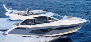 Sunseeker Manhattan 55 Solent Marine Events
