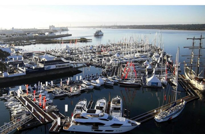 Southampton Boat Show 2020 solent marine events