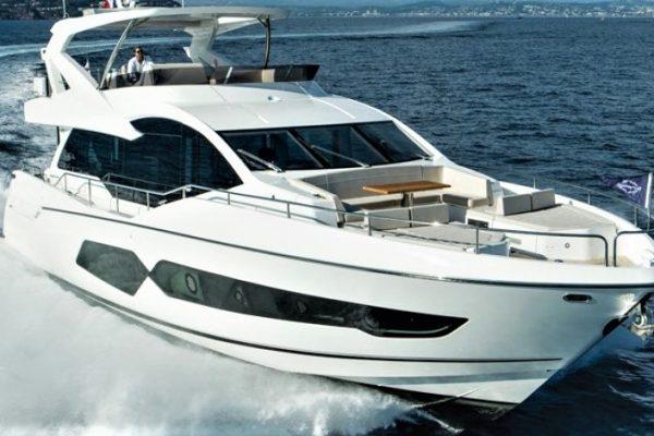 sunseeker 76 yacht award january 2020 solent marine events
