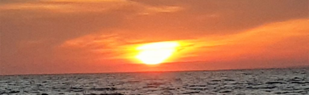 Sunseeker sunset cruise The Solent Solent Marine Events