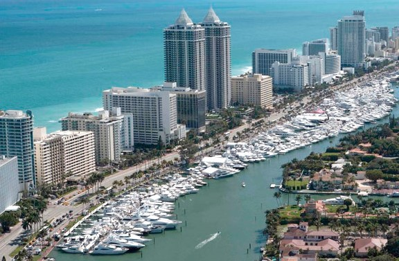 Sunseeker Motor Yachts Miami Boat Show 2020 Solent Marine Events