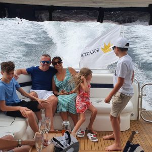 staycation cowes isle of wight sunseeker hire solent marine events