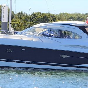 Sunseeker Predator Hire solent marine events