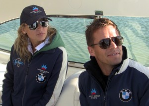 Solent Marine Events Corporate Branded Sailing Clothing