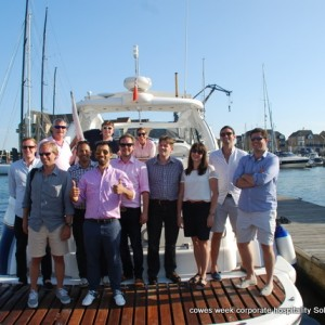 Cowes Week Company Events