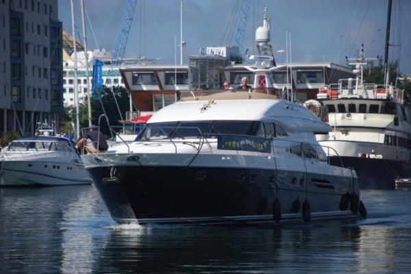 Yacht Management MARPOL Annex 1