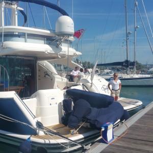 Powerboat Training Lymington
