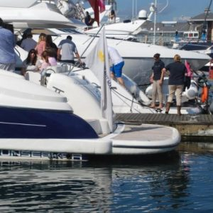 cowes week 2018 sunseeker charter solent marine events