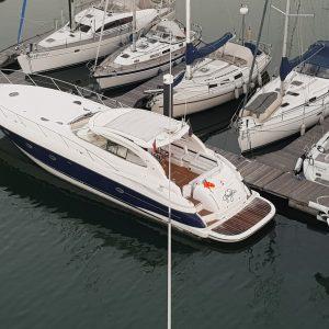 little britain cup challenge sunseeker charter solent marine events