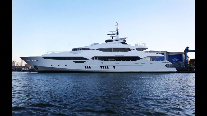 sunseeker 155 yacht solent marine events