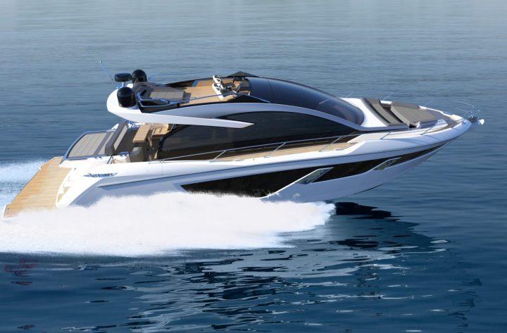 sunseeker 65 sport yacht solent marine events
