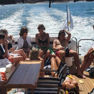 luxury sunseeker hire family and friends staycation UK