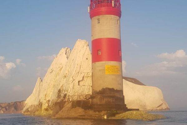 Needles Staycation Isle of Wight Sunseeker Hire